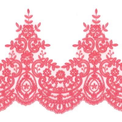 Edgings with Matching All Over and/or Matching Motifs