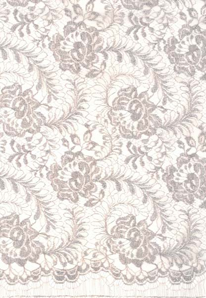 FRENCH LACE - DUSKY PINK