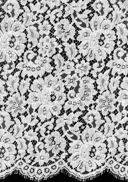 FRENCH LACE - IVORY
