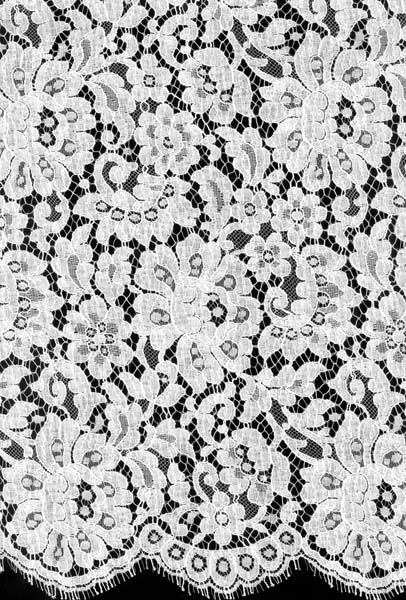 FRENCH LACE - WHITE