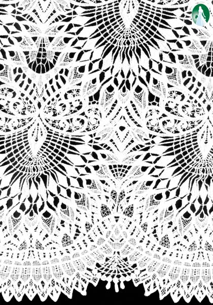 ECO GUIPURE LACE - IVORY