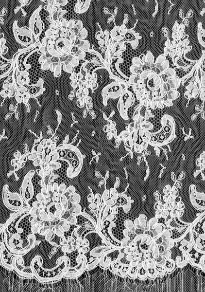 CORDED LACE - IVORY