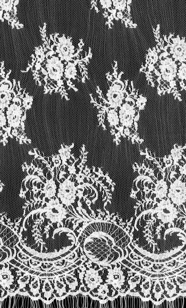 COTTON LACE - IVORY